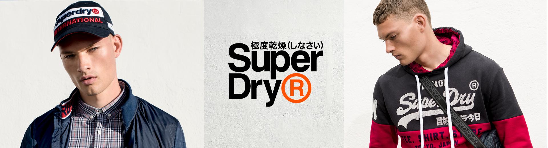 more photos 4acf0 f3546 Superdry Sweater & Shirts online kaufen | Fashioncode.de