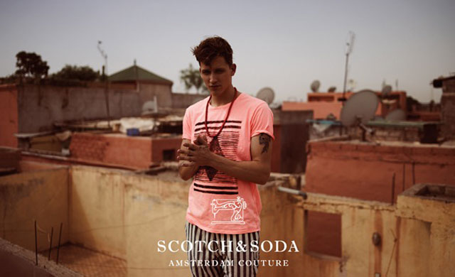 Scotch Soda Chinos